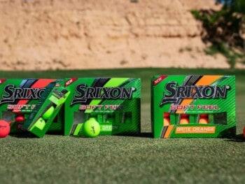 best srixon golf balls