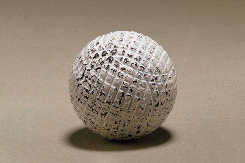 gutty golf ball